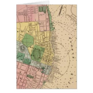 Halifax, NS Karte