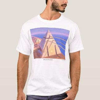 Hall der Platten - der T - Shirt der Männer