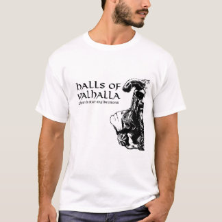 Hallen von Walhall-Shirt T-Shirt