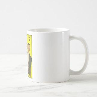 Hallo Abdeckungs-Kunst des Kumpel-#2 Charlie Kaffeetasse