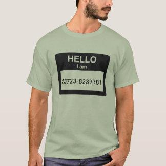 Hallo BIN ICH…. T-Shirt