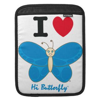 Hallo Butterfly® iPad Hülse iPad Sleeve