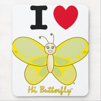 Hallo Butterfly® Mousepad