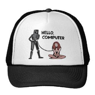 Hallo, Computer Tuckercaps