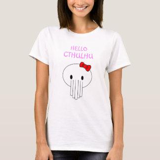 Hallo Cthulhu T-Shirt