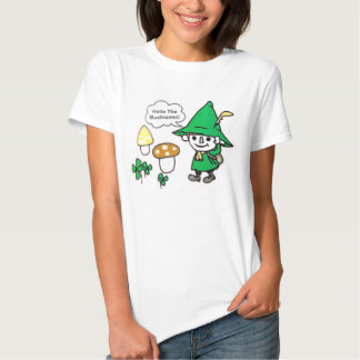hallo der Pilz T Shirt