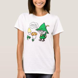 hallo der Pilz T-Shirt