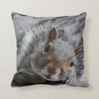 Hallo Eichhörnchen Kissen