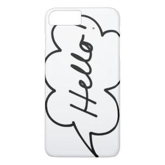 Hallo! Fall iPhone 8 Plus/7 Plus Hülle