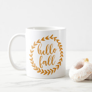 Hallo Fall | Kaffeetasse