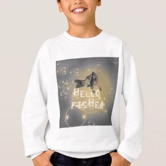 Hallo Fischer Sweatshirt