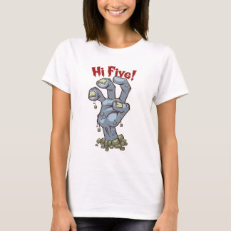 Hallo fünf! T-Shirt