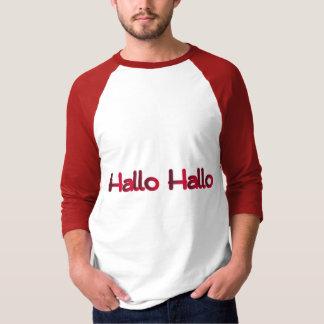 Hallo hallo hemden