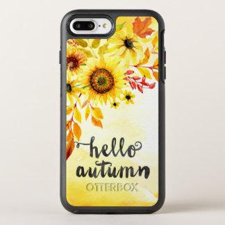 Hallo Herbst OtterBox Symmetry iPhone 8 Plus/7 Plus Hülle