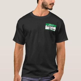 Hallo, ist mein Name Soylent Grün T-Shirt