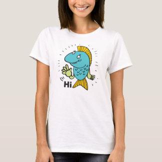 hallo jeder T-Shirt