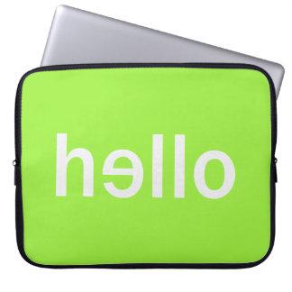 hallo laptopschutzhülle