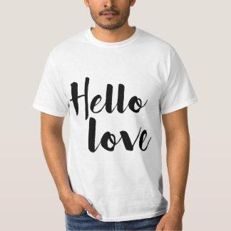 Hallo Liebe T-Shirt