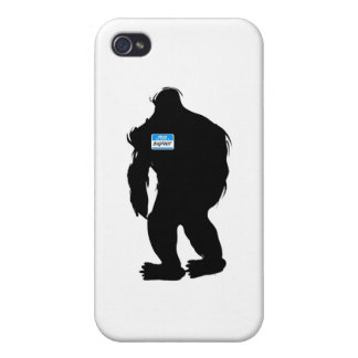 Hallo-Mein Name ist Bigfoot iPhone 4/4S Case