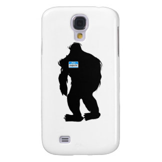 Hallo-Mein Name ist Sasquatch Galaxy S4 Hülle