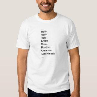 Hallo Shirts