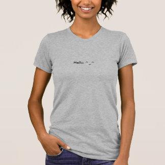 Hallo ^_^ shirts