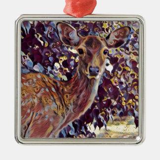 Hallo:-) Silbernes Ornament