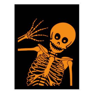 Hallo Skelett! Postkarten
