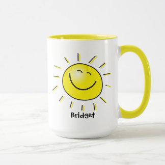 Hallo Sonne Tasse