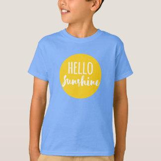 Hallo Sonnenschein T-Shirt