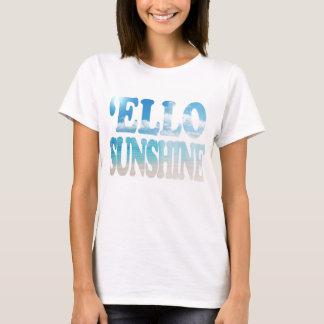 Hallo Sonnenschein-T - Shirt - Sommer