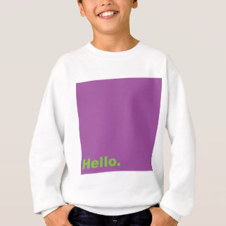 Hallo Sweatshirt