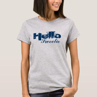 Hallo Sweetie-T - Shirt