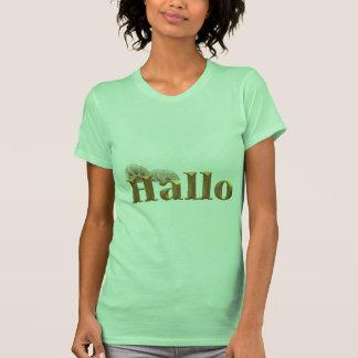 hallo T-Shirt