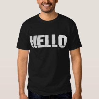 Hallo T Shirts