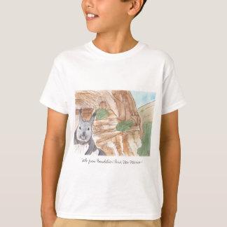 Hallo von Bandelier Park, New Mexiko! T-Shirt