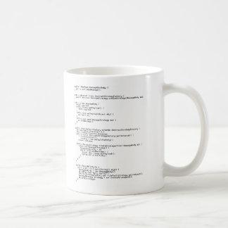 Hallo Welt! Tee Tassen