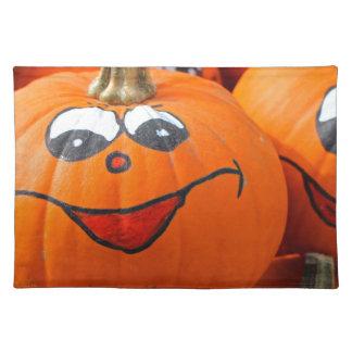 Halloween 2 stofftischset