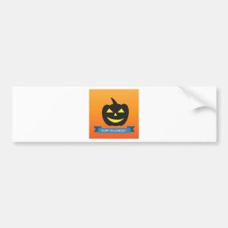 Halloween Autoaufkleber