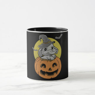 Halloween-Babyelefant-Tasse Tasse