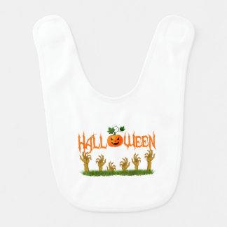 Halloween Babylätzchen