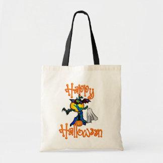 Halloween-Baum-Taschen-Tasche Budget Stoffbeutel