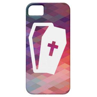 Halloween-Bett-Ikone iPhone 5 Etuis