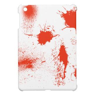 Halloween-Blut-Spritzerangelegenheiten iPad Mini Hülle