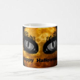 Halloween-böse Blicke Kaffeetasse