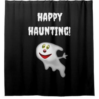 Halloween-Duschvorhang lustig Duschvorhang