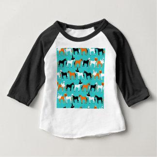 Halloween-Einhörner Baby T-shirt