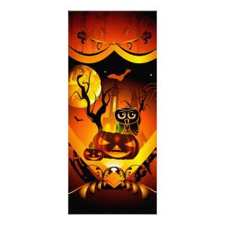 Halloween Personalisierte Einladungskarte
