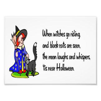 Halloween Fotodruck