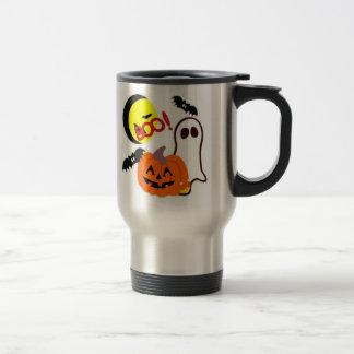 Halloween-Geist-Freunde Reisebecher